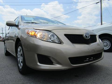 2010 Toyota Corolla for sale at A & A IMPORTS OF TN in Madison TN