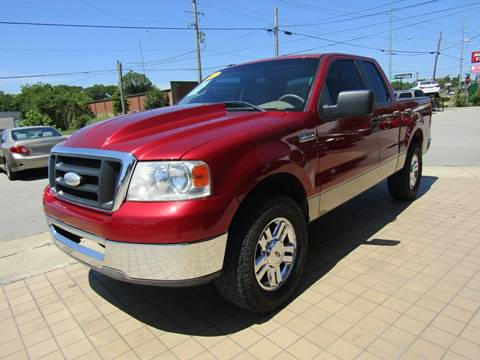 2007 Ford F-150 for sale at A & A IMPORTS OF TN in Madison TN