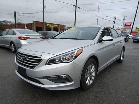 2015 Hyundai Sonata for sale at A & A IMPORTS OF TN in Madison TN