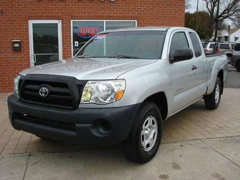2007 Toyota Tacoma for sale at A & A IMPORTS OF TN in Madison TN