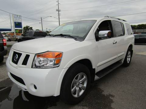 2012 Nissan Armada for sale at A & A IMPORTS OF TN in Madison TN