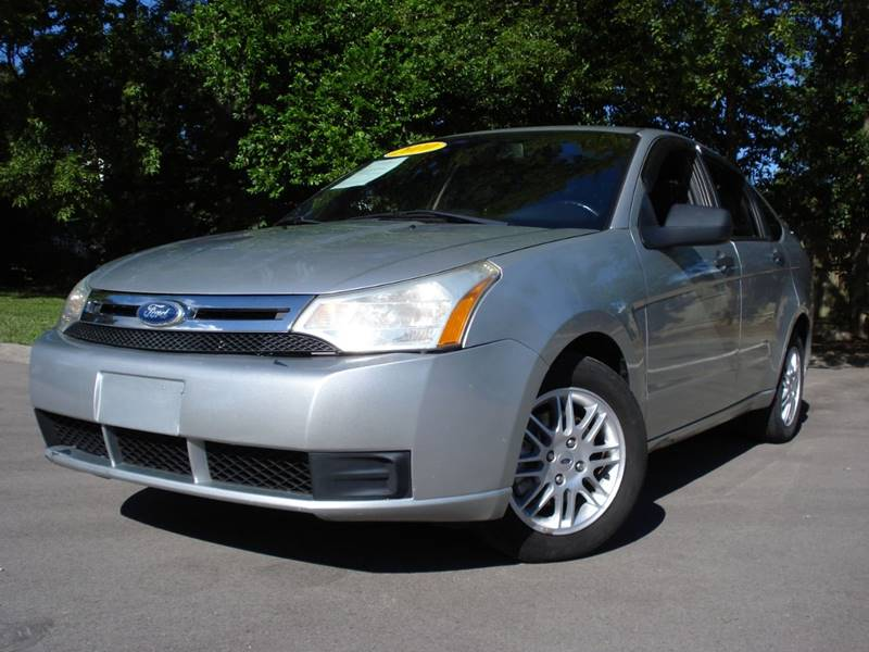 2010 Ford Focus Se 4dr Sedan In Madison Tn A A Imports Of Tn