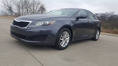 2011 Kia Optima for sale at A & A IMPORTS OF TN in Madison TN