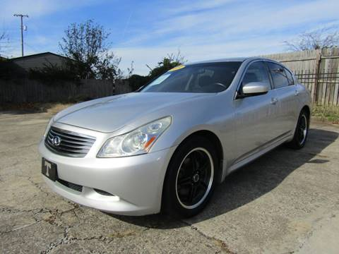 2009 Infiniti G37 Sedan for sale at A & A IMPORTS OF TN in Madison TN