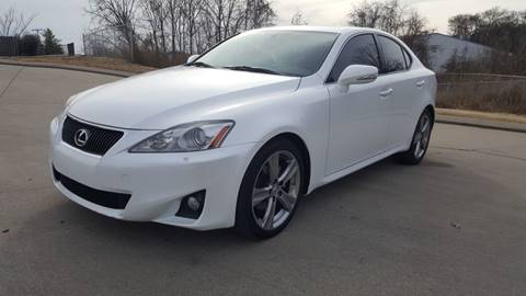 2012 Lexus IS 250 for sale at A & A IMPORTS OF TN in Madison TN