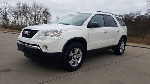 2012 GMC Acadia for sale at A & A IMPORTS OF TN in Madison TN
