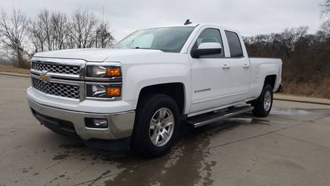 2015 Chevrolet Silverado 1500 for sale at A & A IMPORTS OF TN in Madison TN