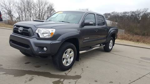 2014 Toyota Tacoma for sale at A & A IMPORTS OF TN in Madison TN
