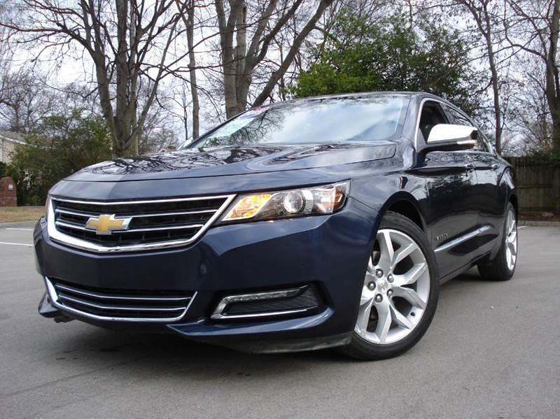 2015 Chevrolet Impala Ltz 4dr Sedan W 2lz In Madison Tn A