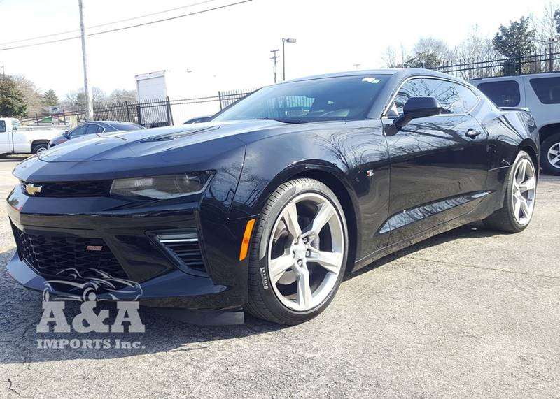 2016 Chevrolet Camaro for sale at A & A IMPORTS OF TN in Madison TN