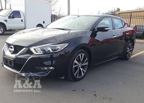 2016 Nissan Maxima for sale in Madison, TN