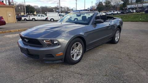 2014 Ford Mustang for sale at A & A IMPORTS OF TN in Madison TN