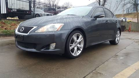 2009 Lexus IS 250 for sale at A & A IMPORTS OF TN in Madison TN