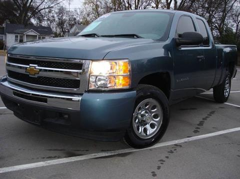 2010 Chevrolet Silverado 1500 for sale at A & A IMPORTS OF TN in Madison TN