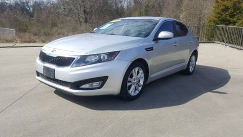 2013 Kia Optima for sale at A & A IMPORTS OF TN in Madison TN