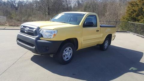 2013 Toyota Tacoma for sale at A & A IMPORTS OF TN in Madison TN
