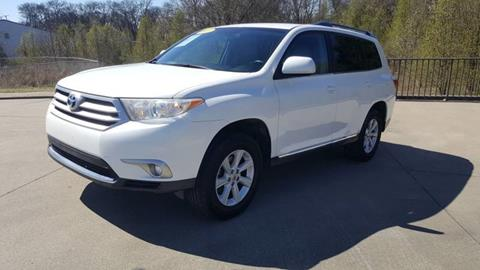 2013 Toyota Highlander for sale at A & A IMPORTS OF TN in Madison TN