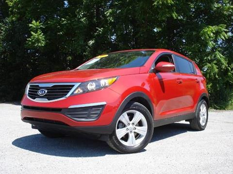 2012 Kia Sportage for sale at A & A IMPORTS OF TN in Madison TN