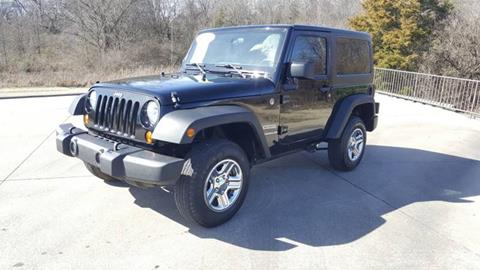 2013 Jeep Wrangler for sale in Madison, TN