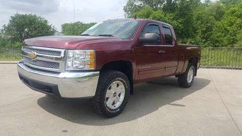 2013 Chevrolet Silverado 1500 for sale at A & A IMPORTS OF TN in Madison TN