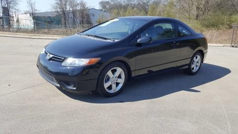 2008 Honda Civic for sale at A & A IMPORTS OF TN in Madison TN