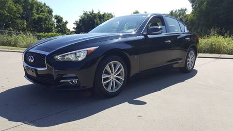 2015 Infiniti Q50 for sale at A & A IMPORTS OF TN in Madison TN