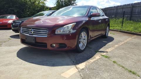2009 Nissan Maxima for sale at A & A IMPORTS OF TN in Madison TN
