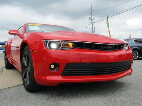 2014 Chevrolet Camaro for sale at A & A IMPORTS OF TN in Madison TN