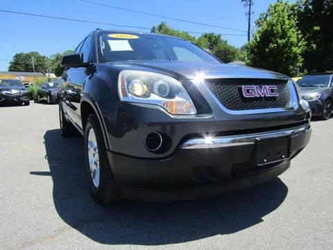2011 GMC Acadia for sale at A & A IMPORTS OF TN in Madison TN