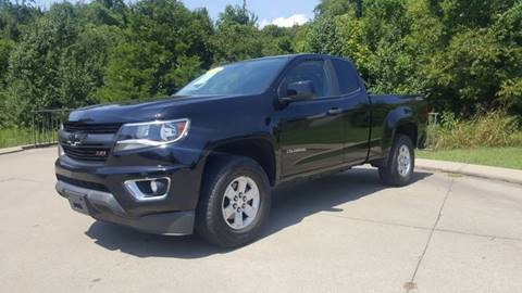 2017 Chevrolet Colorado for sale at A & A IMPORTS OF TN in Madison TN