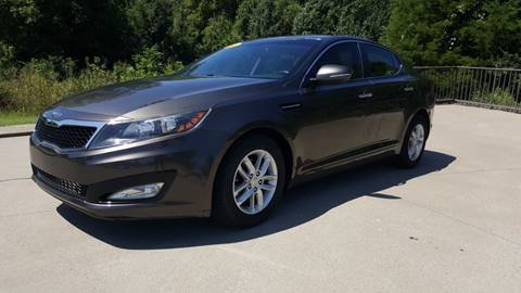 2012 Kia Optima for sale at A & A IMPORTS OF TN in Madison TN