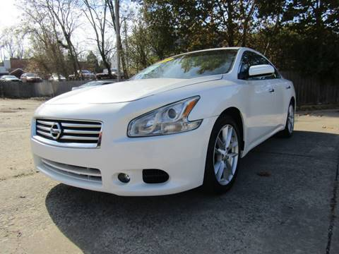 2013 Nissan Maxima for sale at A & A IMPORTS OF TN in Madison TN