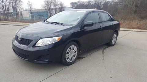 2009 Toyota Corolla for sale at A & A IMPORTS OF TN in Madison TN