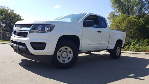 2018 Chevrolet Colorado for sale at A & A IMPORTS OF TN in Madison TN