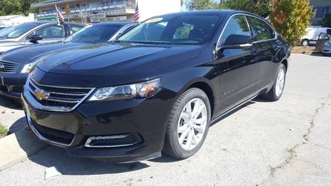 2019 Chevrolet Impala for sale at A & A IMPORTS OF TN in Madison TN