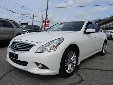 2013 Infiniti G37 Sedan for sale at A & A IMPORTS OF TN in Madison TN
