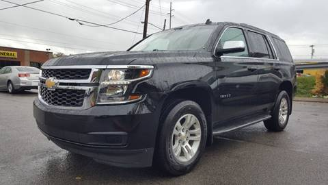 2015 Chevrolet Tahoe for sale at A & A IMPORTS OF TN in Madison TN