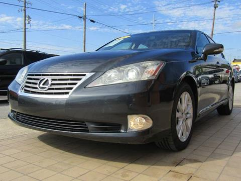 2011 Lexus ES 350 for sale at A & A IMPORTS OF TN in Madison TN