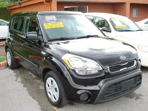 2012 Kia Soul for sale at A & A IMPORTS OF TN in Madison TN