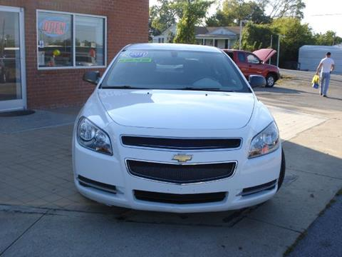 2011 Chevrolet Malibu for sale at A & A IMPORTS OF TN in Madison TN