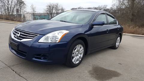 2012 Nissan Altima for sale at A & A IMPORTS OF TN in Madison TN
