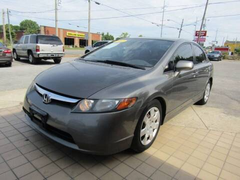 2007 Honda Civic for sale at A & A IMPORTS OF TN in Madison TN