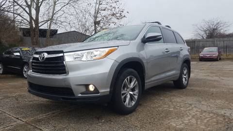 2015 Toyota Highlander for sale at A & A IMPORTS OF TN in Madison TN
