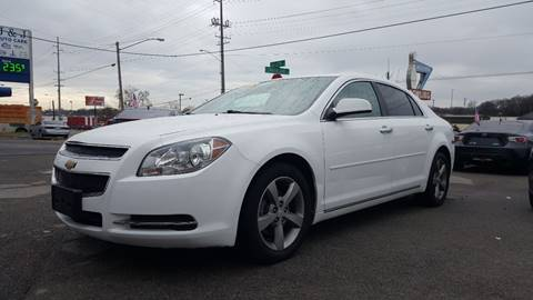 2012 Chevrolet Malibu for sale at A & A IMPORTS OF TN in Madison TN