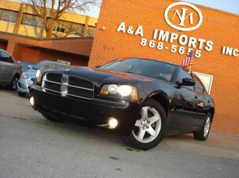 2010 Dodge Charger for sale at A & A IMPORTS OF TN in Madison TN