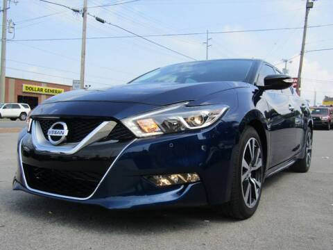 2016 Nissan Maxima for sale at A & A IMPORTS OF TN in Madison TN