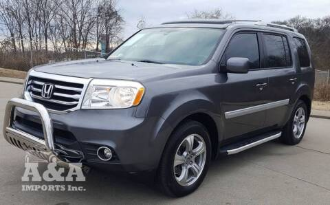 2014 Honda Pilot for sale at A & A IMPORTS OF TN in Madison TN
