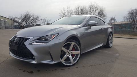 2015 Lexus RC 350 for sale at A & A IMPORTS OF TN in Madison TN