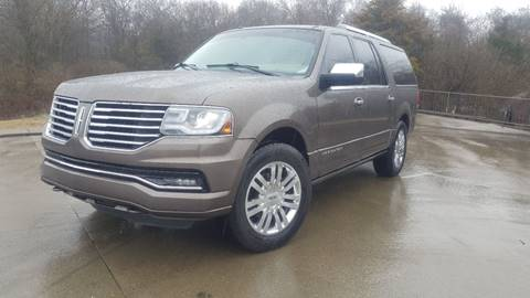 2017 Lincoln Navigator L for sale at A & A IMPORTS OF TN in Madison TN
