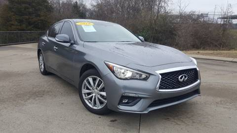 2018 Infiniti Q50 for sale at A & A IMPORTS OF TN in Madison TN